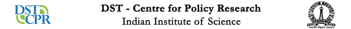 DST Center for Policy Research