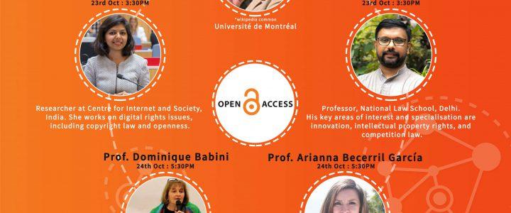 International Open Access Week Seminar 2020